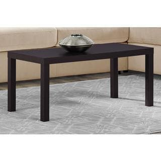 DHP Parsons Coffee Table