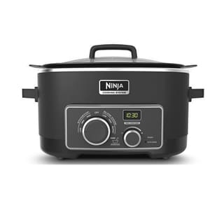 NINJA MC750 MULTI COOKER 3 IN 1 COOKING SYSTEM  (Refurbished)