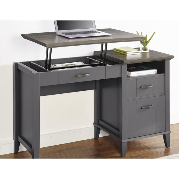 Ameriwood Home Quinn Lift-Top Desk