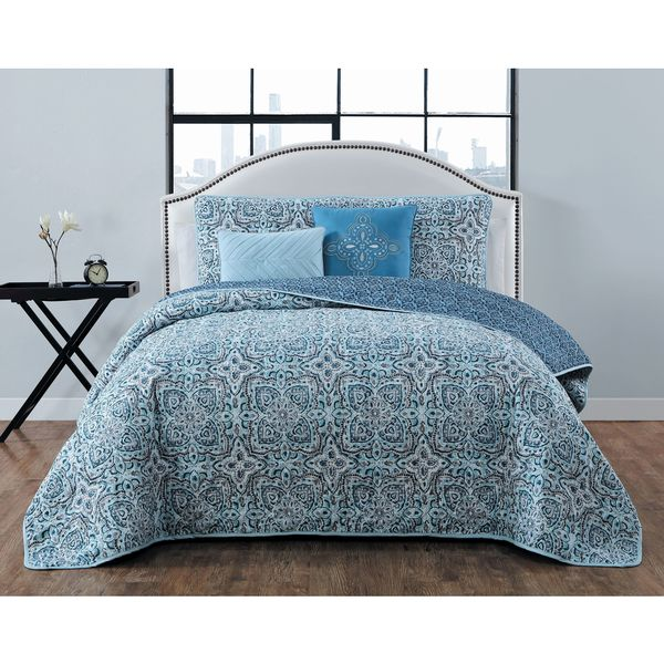Avondale Manor Coraline 5-piece Quilt Set