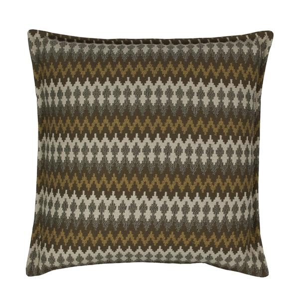 Sherry Kline Springlake Taupe 20-inch Decorative Pillow