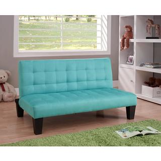 DHP Ariana Teal Junior Futon
