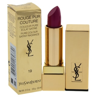 Yves Saint Laurent Rouge Pur Couture Lipstick 19 Fuchsia