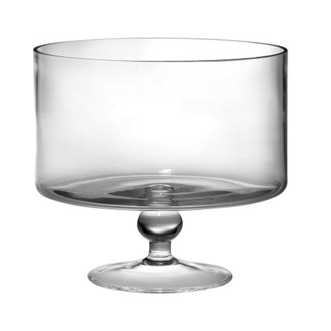 Majestic Gifts Inc. Glass Footed Trifle Bowl