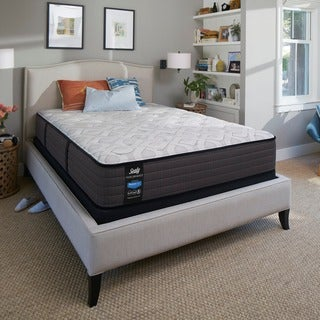 Sealy Response Performance 12.5-inch Plush Twin-size Mattress