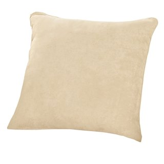 Sure Fit Soft Suede 18 Inch Corded Throw Pillow
