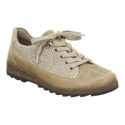 Women's ara Rebecca 44625 Sneaker Taupe Combo