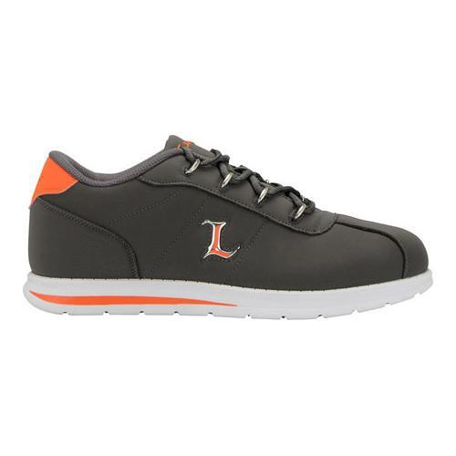 Men's Lugz Zrocs Sneaker Charcoal/Orange/White - Free Shipping Today -  Overstock.com - 20669575