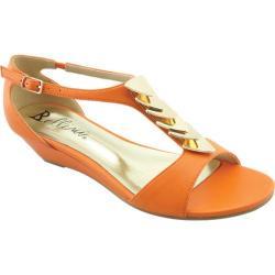 Bellini Lynn T-Strap Sandal(Women's) -Black Polyurethane Enjoy Sale Online BHIau1