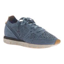 Women's OTBT Khora Sneaker Electric Blue Leather