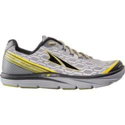 Men's Altra Footwear Instinct 4 Running Shoe Gray/Yellow