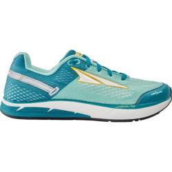 Women's Altra Footwear Intuition 4 Running Shoe Ocean/Teal