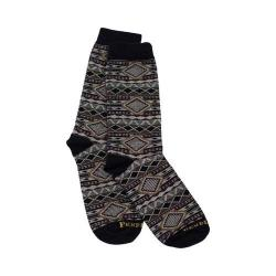 Pendleton Cedar Mountain Crew Sock Black