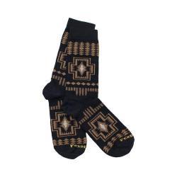 Pendleton Harding Crew Sock Black