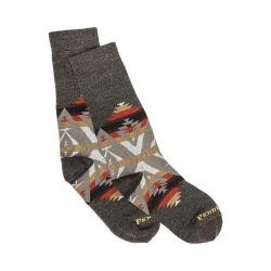 Pendleton Pacific Crest Crew Sock Brown