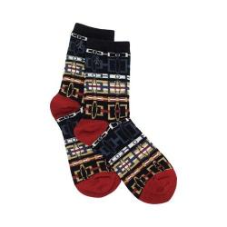 Women's Pendleton Pathfinder Crew Sock Black