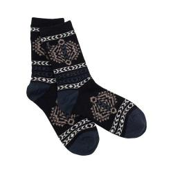 Women's Pendleton Tolovana Crew Sock Black
