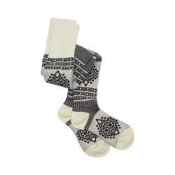 Women's Pendleton Tolovana Over The Knee Sock Natural