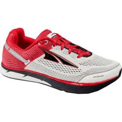 Men's Altra Footwear Instinct 4 Running Shoe White/Red