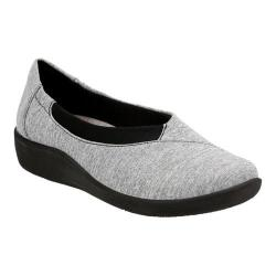 Women's Clarks Sillian Jetay Grey Fabric