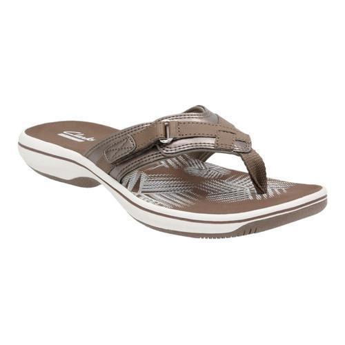 Clarks Brinkley Sea Flip Flops