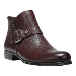 Women's Naturalizer Jarrett Ankle Boot Wine Leather