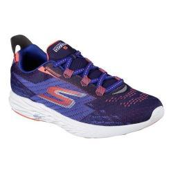 Men's Skechers GOrun 5 Running Shoe Blue/Orange