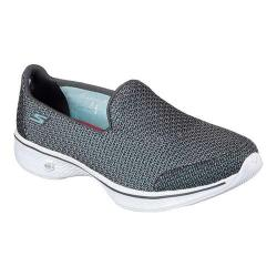 Women's Skechers GOwalk 4 Majestic Slip-On Gray