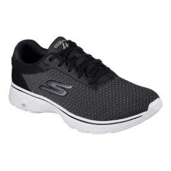 Men's Skechers GOwalk 4 Sneaker Black/Gray