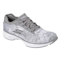 Women's Skechers GOwalk Sport Compel Walking Sneaker Gray