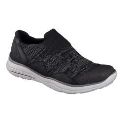 Men's Skechers Relaxed Fit Glides Elten Walking Shoe Black