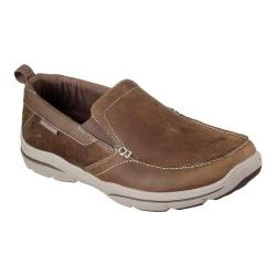 Men's Skechers Relaxed Fit Harper Forde Loafer Desert Brown