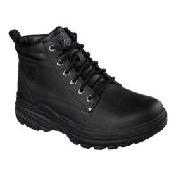 Men's Skechers Relaxed Fit Holdren Norman Boot Black
