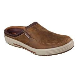 Men's Skechers Skech-Air Porter Vamen Clog Brown
