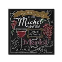 Shop Artwall Jennifer Pugh S Italian Wine Gallery Wrapped