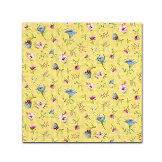 Yachal Design 'Floral Bouquet 100' Canvas Art