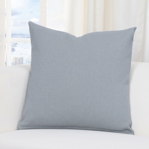Revolution Plus Stain-resistant Everlast Solid Color Throw Pillow