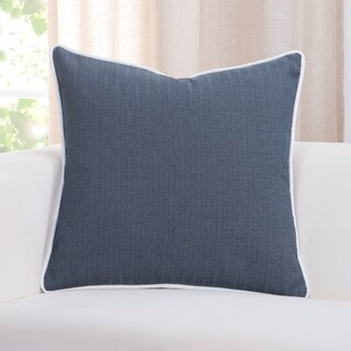 Siscovers Stain-resistant Herringbone Everlast Throw Pillow
