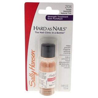 Sally Hansen Hard As Nails Hardener 2106 Natural Tint