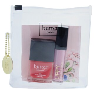 Butter London Pink Pops Lip & Tips Collection