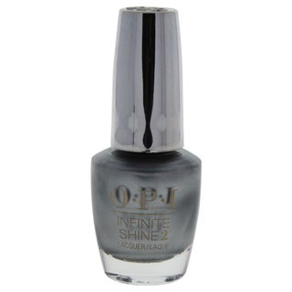 OPI Infinite Shine 2 Lacquer IS L48 Silver On Ice