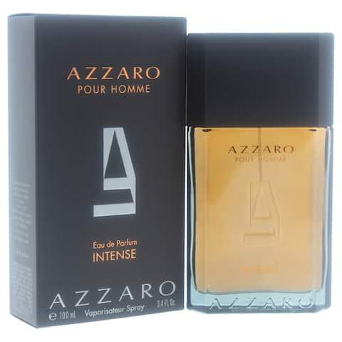 Azzaro Intense Men's 3.4-ounce Eau de Parfum Spray