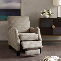 Madison Park Lerna Push Back Recliner 2-color Option