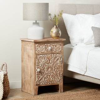 Handmade Dori Nightstand (India)