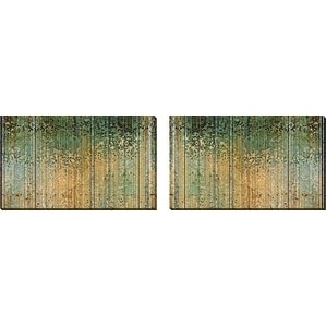 Mark Lawrence 'My Counsel Shall Stand. Isaiah 46 10' Oversized Wall Art Sets of 2