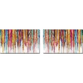 Mark Lawrence 'Wings Of Refuge. Ruth 2 12' Oversized Wall Art Sets of 2