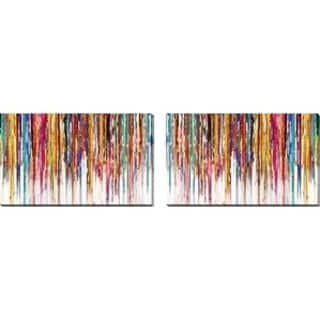 """Mark Lawrence """"Wings Of Refuge. Ruth 2 12"""" Oversized Wall Art Sets of 2"""