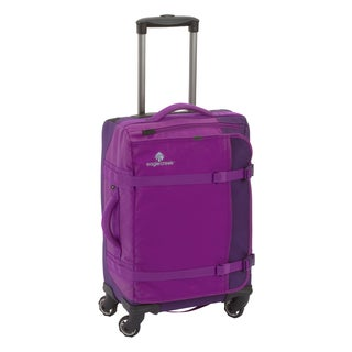 Eagle Creek No Matter What Flatbed AWD Grape 22-inch Carry On Spinner Suitcase
