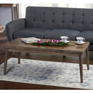 Simple Living Element Mid-Century Coffee Table