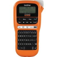 Brother PT-E110 Industrial Handheld Labeling Tool Kit